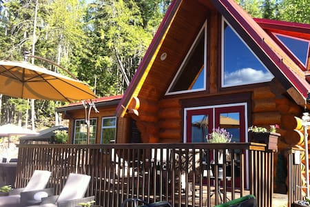 Eagle's Nest - Semi-lakefront Home With Hot Tub! - Blind Bay - House
