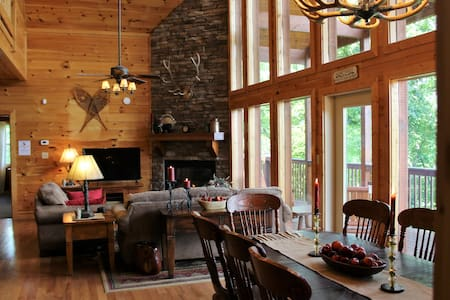Amazing Memories Lodge - Sevierville - Ξυλόσπιτο