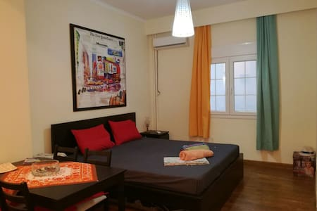 Modern studio in the heart of Athens - Apartamento