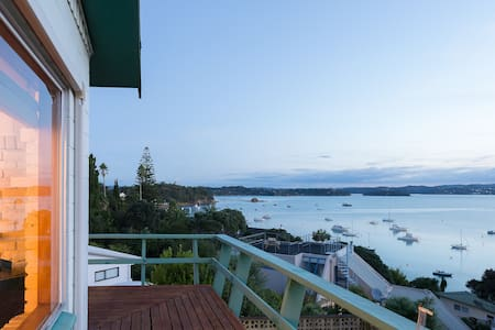 """A Noble View"" Family home, Russell Bay of Islands - Russell - Casa"