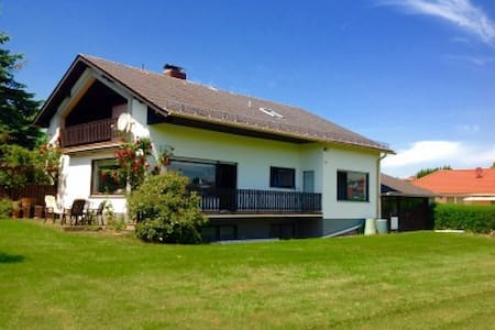 Ferienhaus Eifel (nahe Nürburgring) - Wershofen - Hus