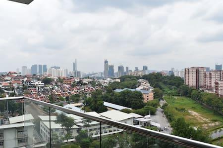 Luxury Condominium with KL City View - Társasház
