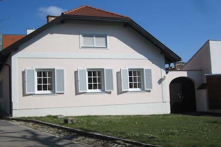 Stilvolles Haus im Weinviertel - Ev