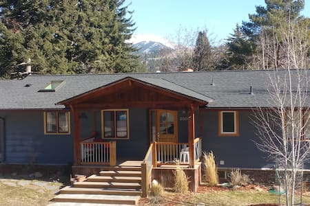 Rattlesnake Home - Relax or Hike? - Missoula - Huis