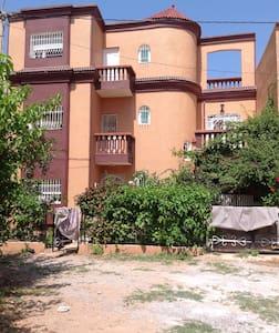Logement à Saidia à 5min de la plage - Casa de campo