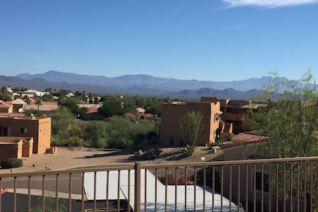 Conveniently Located 1st Flr Condo with Fab Views - Fountain Hills - Condominium