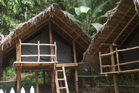 kumbuk sevena adventure camp - Cabana