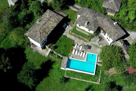 complex Balkan paradise - Spasovtsi - Chambres d'hôtes