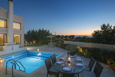 Private luxury 4bdroom Villa with wonderfull view - Villa