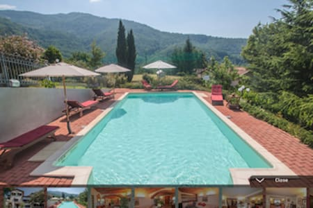 PISTOIA-COLLINA-VILLA-PRIVACY TOP - Pistoia - Villa