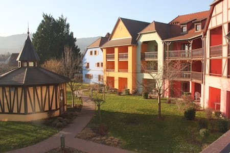 NOEL EN ALSACE - Eguisheim