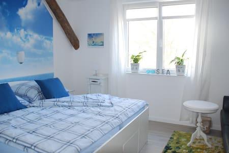 Wasser Zimmer für 2 Personen - Reußenköge - Apartment
