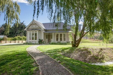 Private ensuite in peaceful setting - Arrowtown - Ev