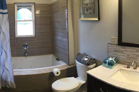 Cozy Bedroom ,Close To NYC - Newark - 公寓