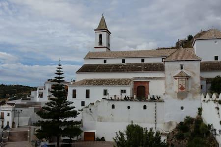 Una estancia diferente en Andalucía - Casarabonela - Lejlighed