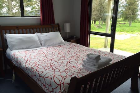 Glacier Country Farm Cottage - Whataroa - Casa