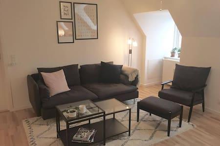 Romantisk lejlighed i autentiske Aarhus - Aarhus - Apartment