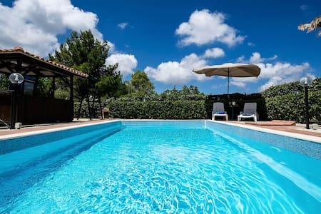 Villa Cocos - Santa Flavia - Villa