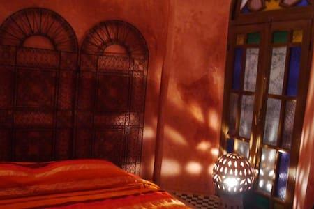 Riad Ould Dona - Double Marocaine - - Townhouse