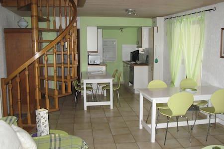 Le Tilleul - Gîte La Combe - Ocourt - Appartement