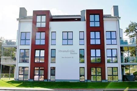 Wohnung 09 Strandvilla Baabe - Appartement
