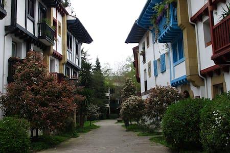 Apartamento tranquilo ideal familias - Irun - Apartamento