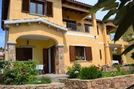 Grazioso trilocale in Residence L'Uddastru - Wohnung