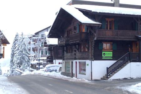 La Griotte, Mountain Chalet -Room 3 - Chesières/Villars-sur-Ollon