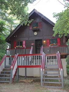 The Cuckoo Chalet - Harpers Ferry - Cabane