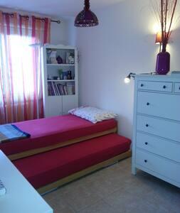 Martigny, chambre dans appartement - Wohnung