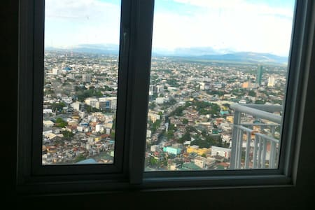 Grass Residences condo unit w/ WIFI - Quezon - Appartamento