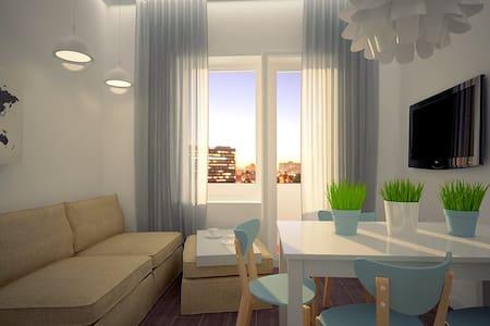 Apartment Deluxe! - Irkutsk - Byt se službami (podobně jako v hotelu)