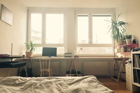 Schönes Zimmer im Zentrum - Stuttgart - Apartment