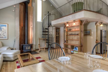 Custom Montana Townhome - Big Sky - Flat