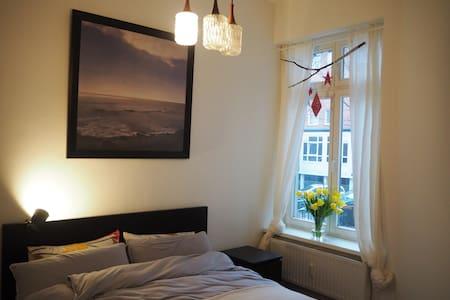 Nice little downtown apartment - Hamburg - Apartment