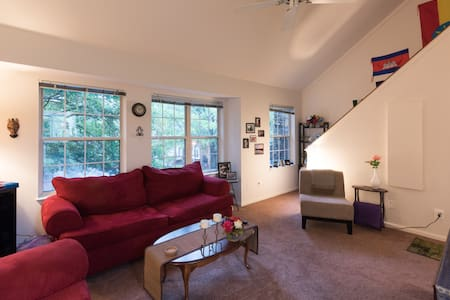 Charming Townhouse/Washington DC - Oakton - Stadswoning