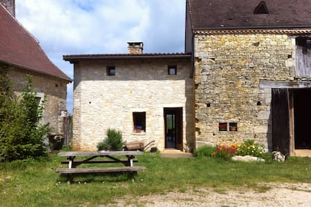 Chambre d'hôte à la ferme (V) - Penzion (B&B)