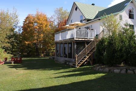 Villas du lac St-François-Xavier - House