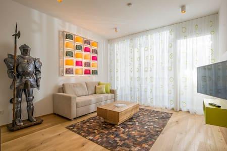 Luxus Apartment im Zentrum von Kufstein T6 - Kufstein - Appartement