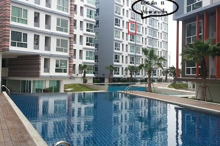The Idol Condominium Bangsaen Chonburi - Apartment