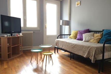 Appartement T2 45m2 Part Dieu 6ème - Lyon