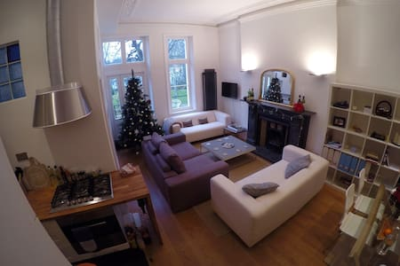 Gorgeous Flat with Garden view - London - Apartment