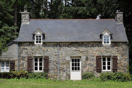 Maison dans un parc en bordure de mer - Logonna-Daoulas - Casa