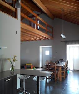 Casa do Pico Vermelho - Jiné