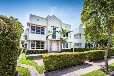 South Beach Apartment (Best Value) - Miami Beach - Apartment