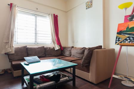 Painter's paradise - Hyderabad - Apartment