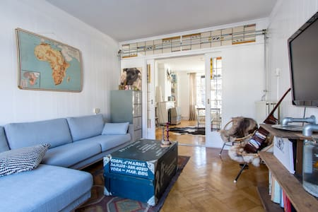 apt. Downtown close to Architecture - Appartement