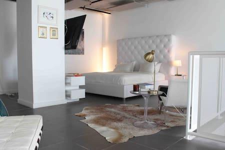 Loft Duplex #Miami Midtown #design district - Miami - Loft