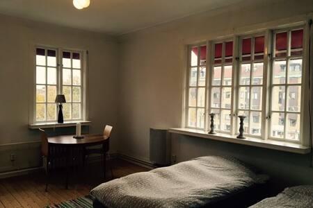 Ljust rum i central Borås - Huis