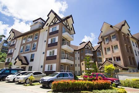 2 BR Condo Unit , Baguio (NEW!) - Kondominium